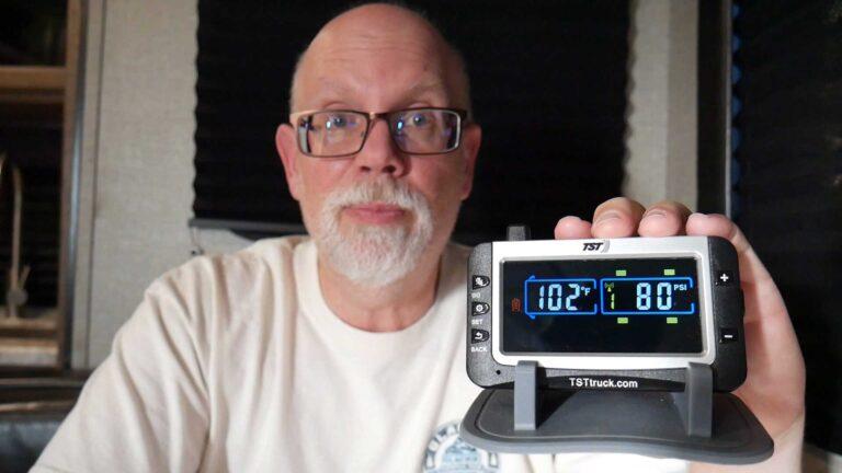 TST 507 Tire Pressure Monitor Review