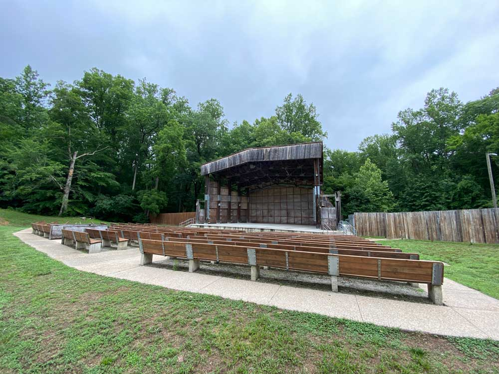 Pocahontas State Park Amphitheater