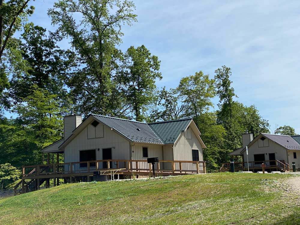 Pocahontas State Park Cabin New in 2021