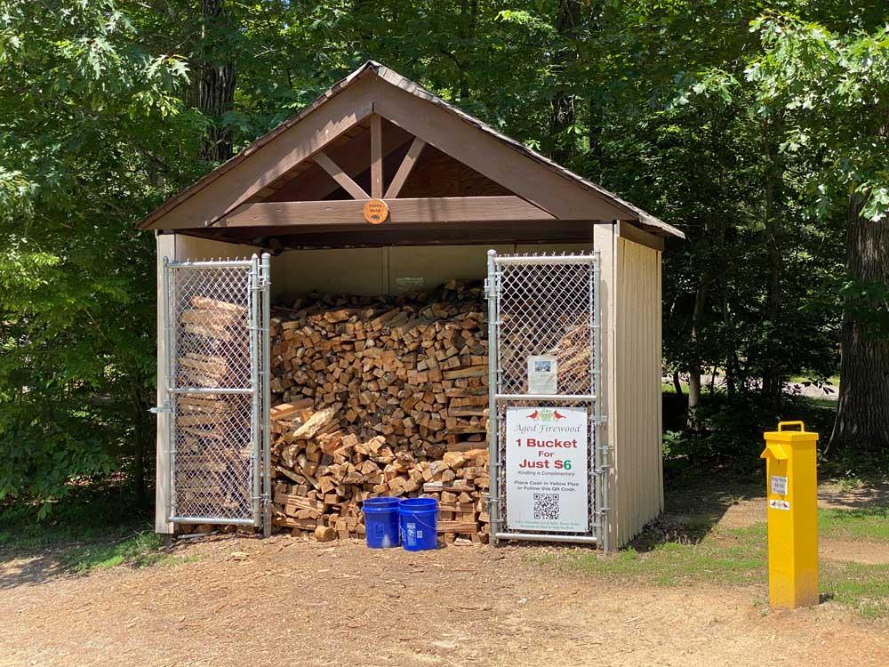 Pocahontas State Park Firewood