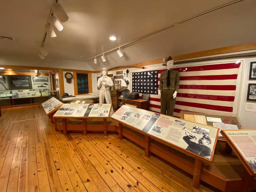 CCC Museum at Pocahontas State Park