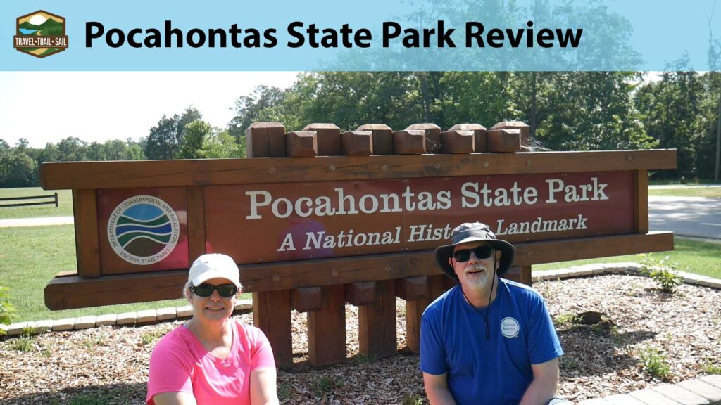Pocahontas State Park Review YouTube Video