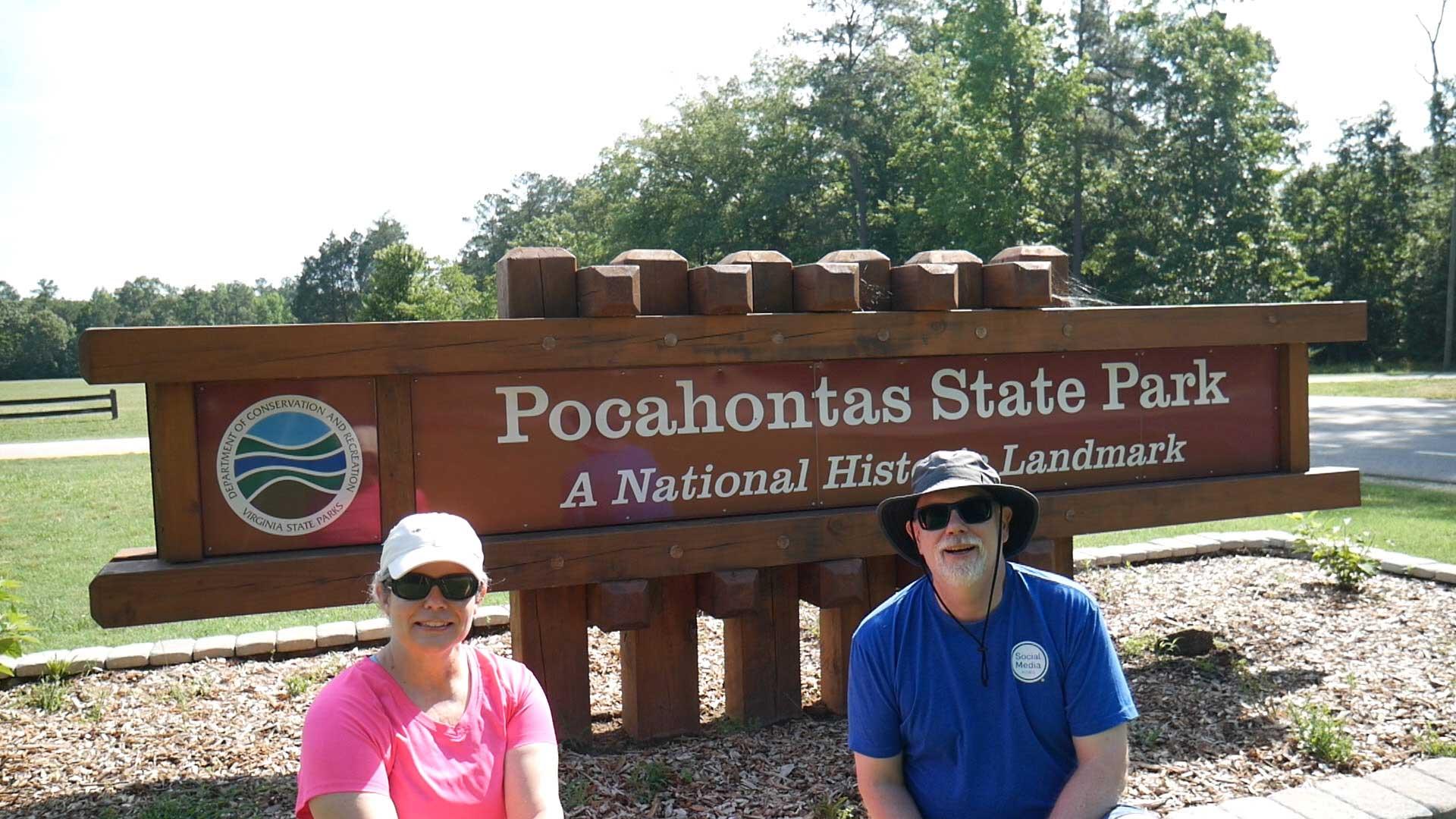 Pocahontas State Park Review