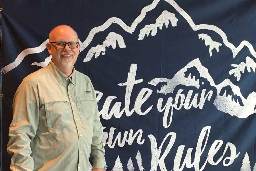 Erling at RV Entrepreneur Summit 2019