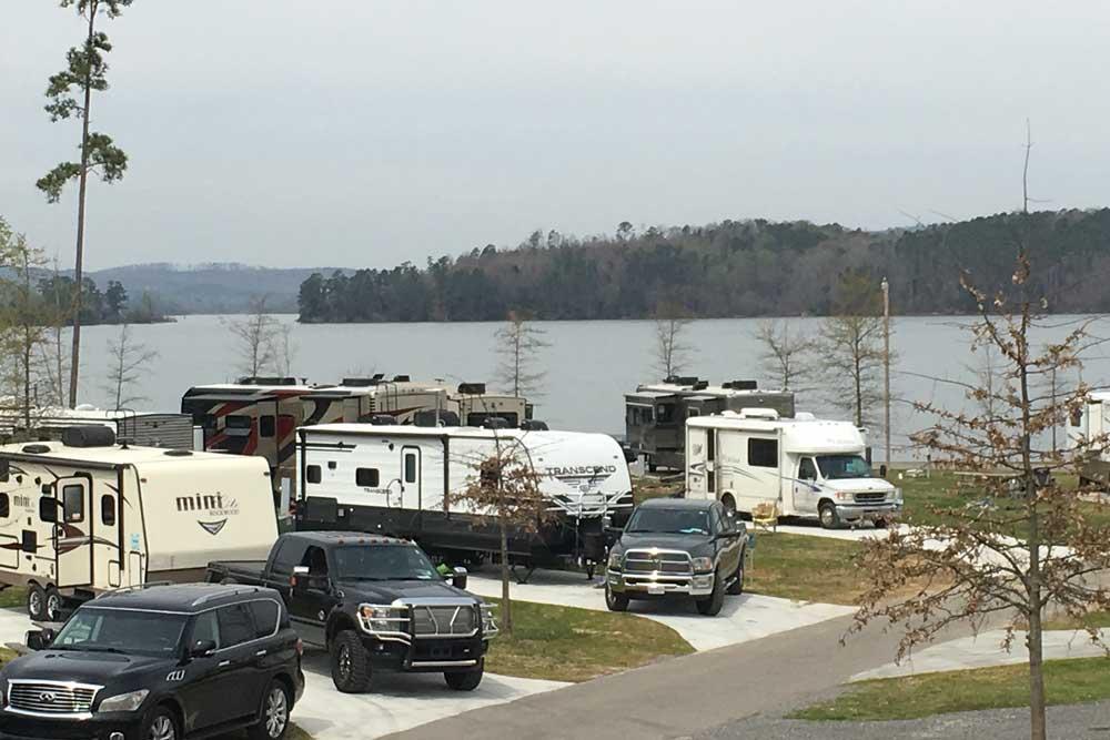 RV Entrepreneur Summit at Lake Guntersville State Park Campground