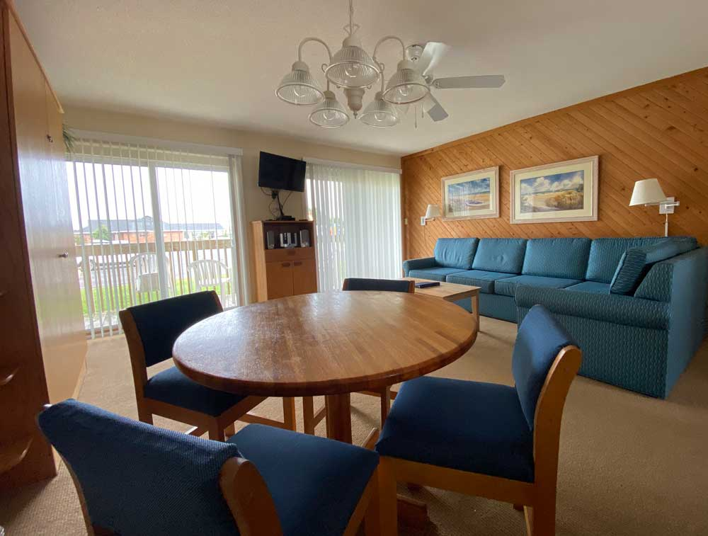 OBX Sea Scape Living Room