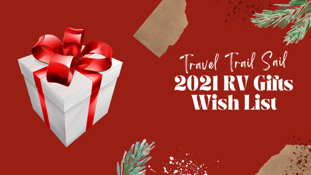 RV Gifts 2021 Holiday Wish List