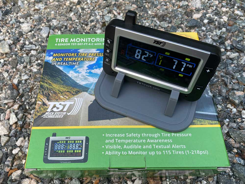 TST Tire Pressure Monitoring System for RV Gifts 2021 Holiday Wish List