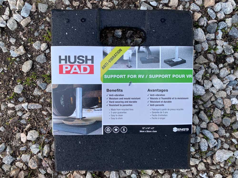Hush Pad