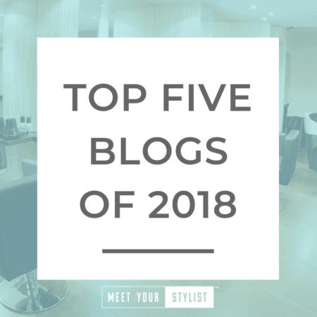 Top Five Blogs Of 2018