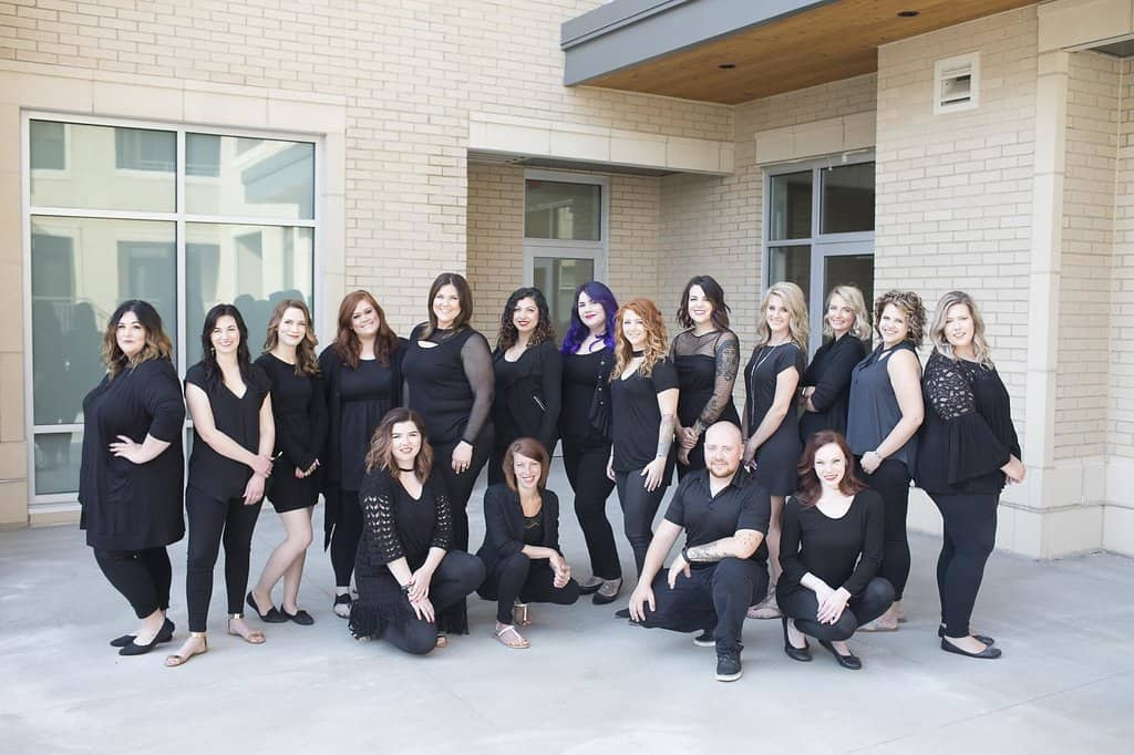 Be Inspired Salon Team Page Meet Your Stylist Tips For Your Salon Website