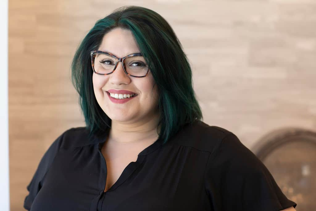 Meet Your Stylist Blog How To Help Your Stylists Land Their Dream Clients Victoria Martinez Be Inspired Salon Kati Whitledge Samantha Georgson