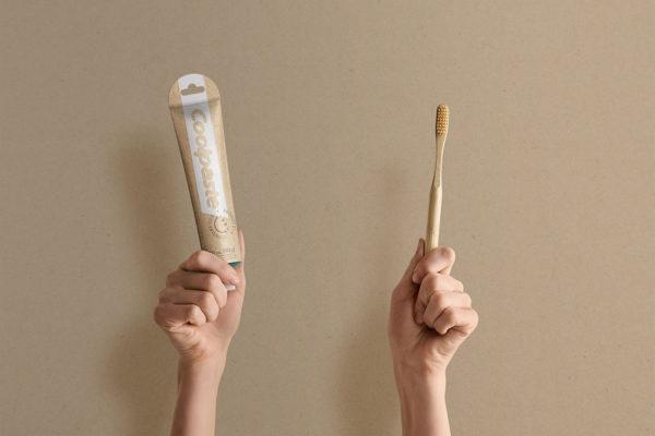 Designer brasileiro cria embalagem ecológica para pasta de dentes