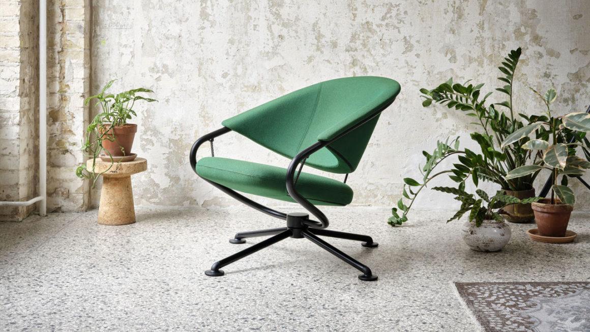 Desconstruir para inovar: cadeira Citizen, de Konstantin Grcic para a Vitra