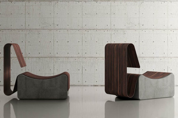 Ronald Sasson apresenta série Solid Wood no Fuorisalone Digital 2020