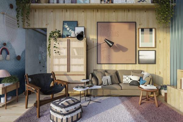 Mostra Casa NaToca 2021: na Patagônia Chilena, real e virtual se encontram