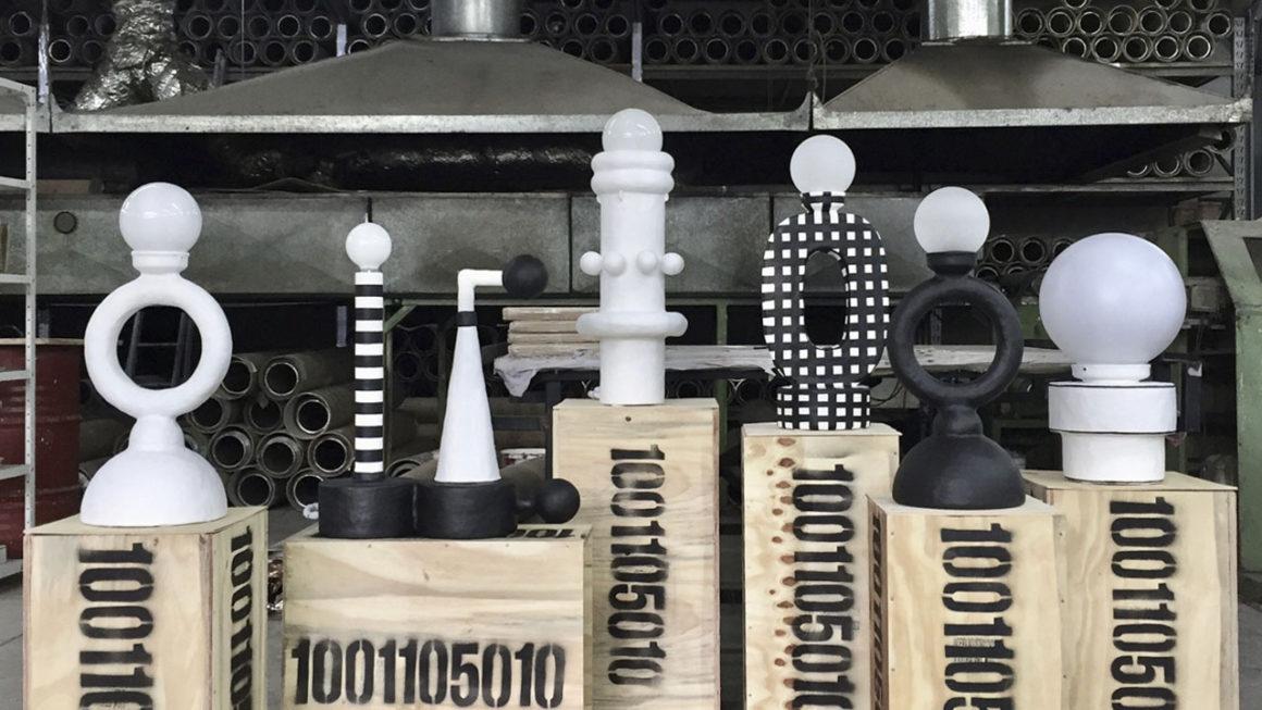 Alquimias cotidianas: a arte funcional de Camilla D'Anunziata