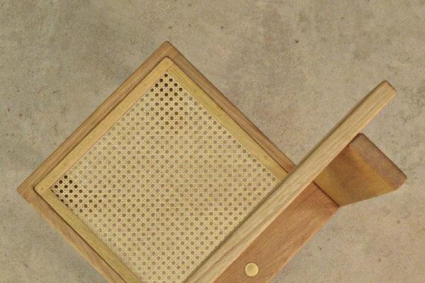 Cadeira Sul, design Dimitrih Correa: estrutura sólida para tempos difíceis