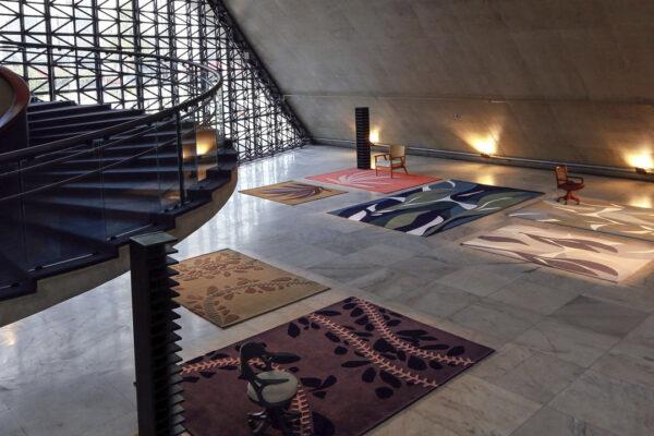 Pedro Lázaro assina coleção de tapetes para Punto e Filo