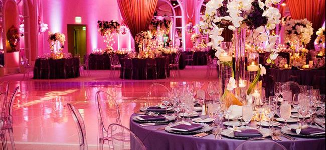 Modern Wedding Reception Halls