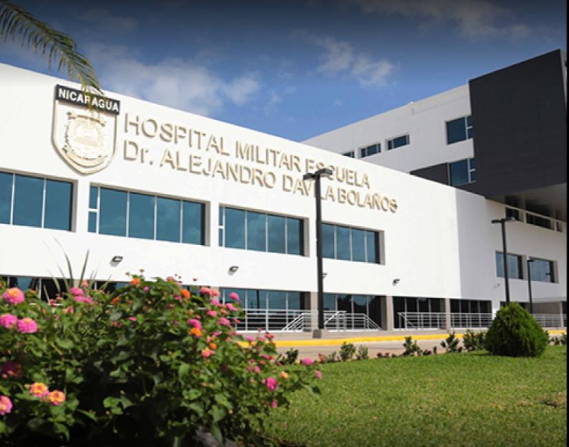 Hospital-Militar-Nicaragua