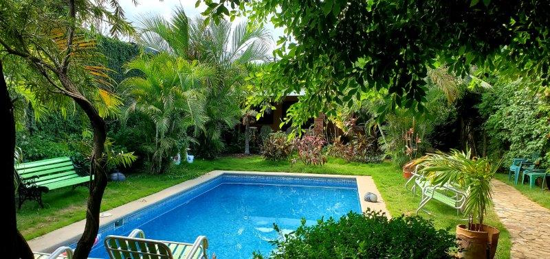 Nicaragua Real Estate Granada two homes on one lot