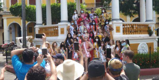 Miss Universe 2021 in Granada