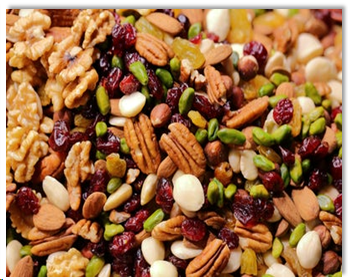 Magnesium is found in many delicious foods
