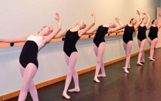 Benefits of Ballet Lessons San Antonio Texas