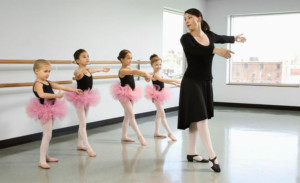 I Want To Learn Ballet