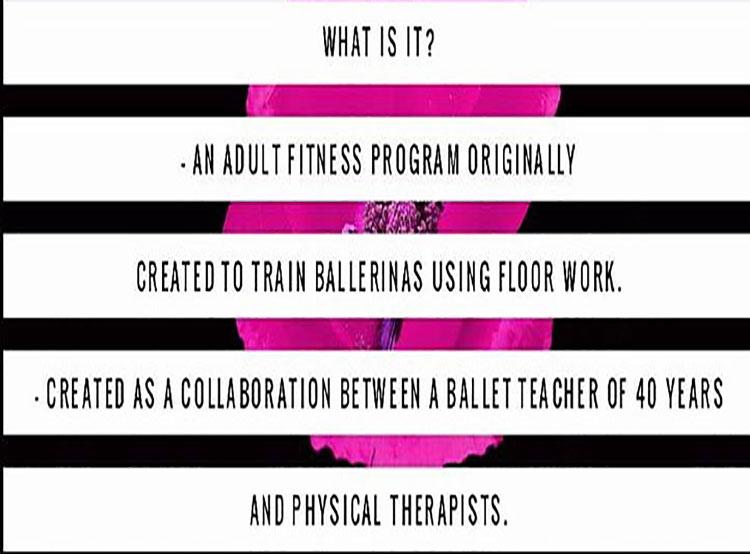 Ballet Exercise Program