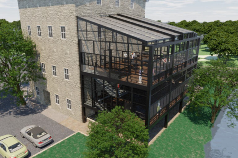 Gray's Mill Estate of Montgomery 3D