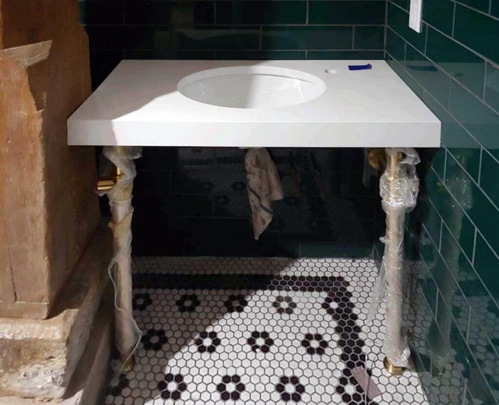 washroom grays mill estate