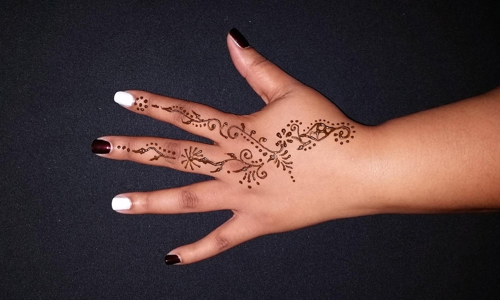 Henna Services in Michigan