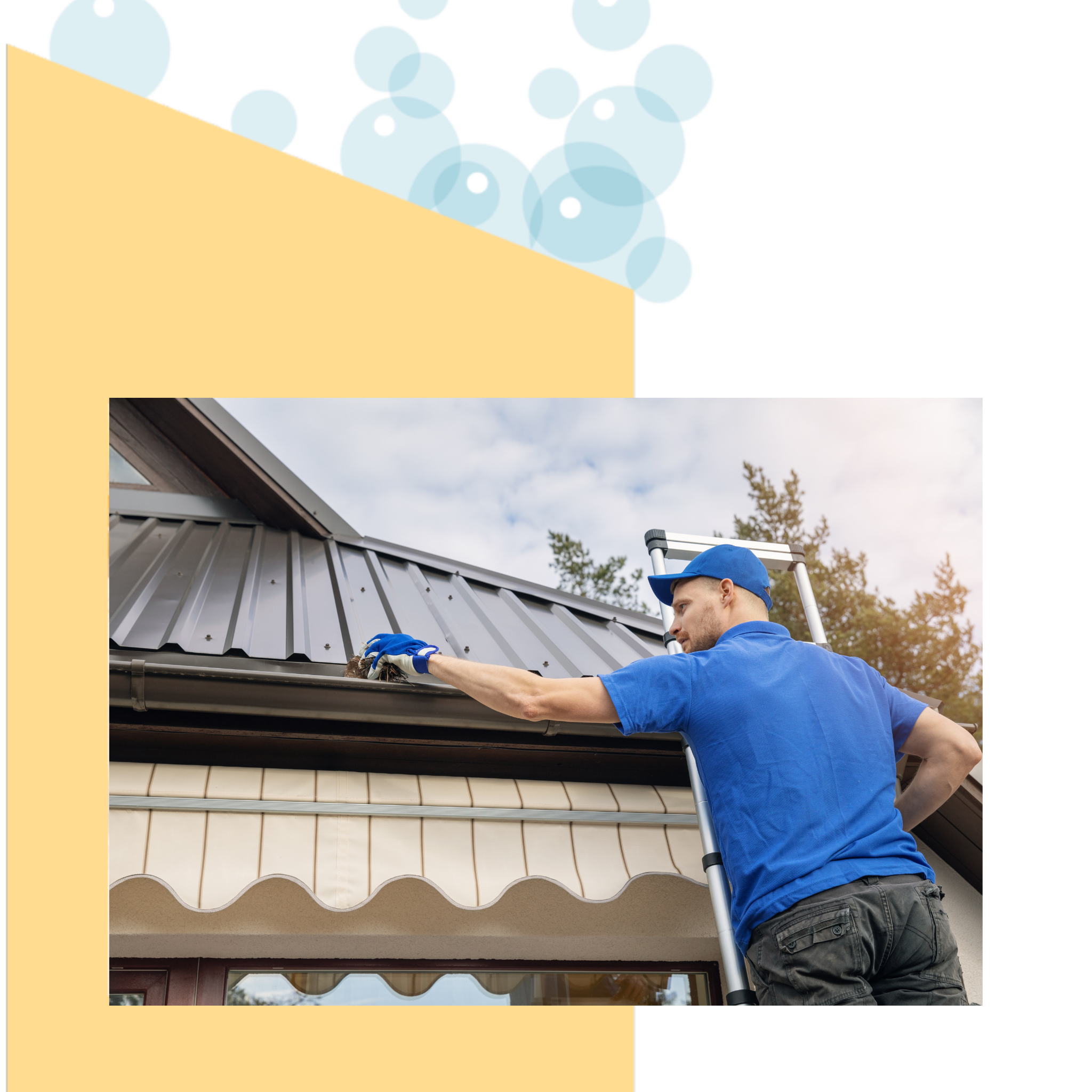 man-assisting-with-gutter-cleaning