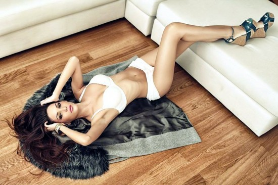 Ivana Vuknic sexy model