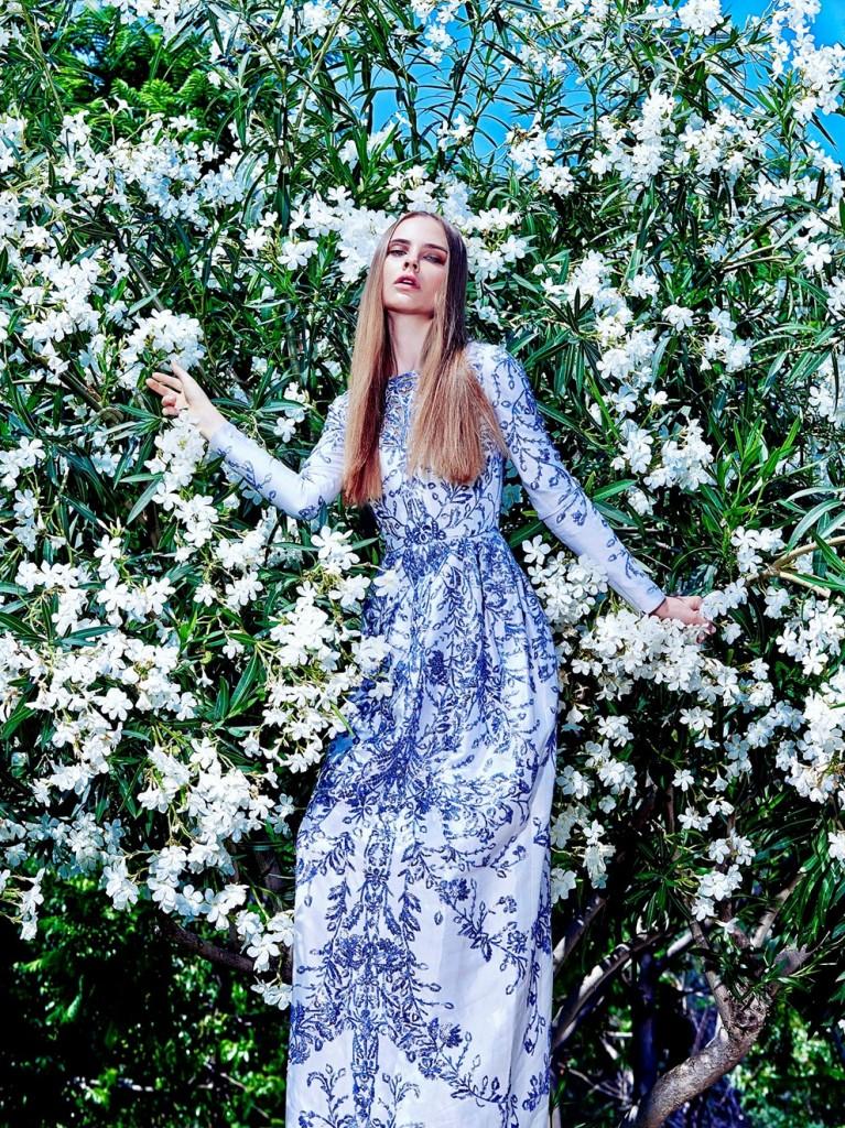 Lidia Vidrenko Elle Model
