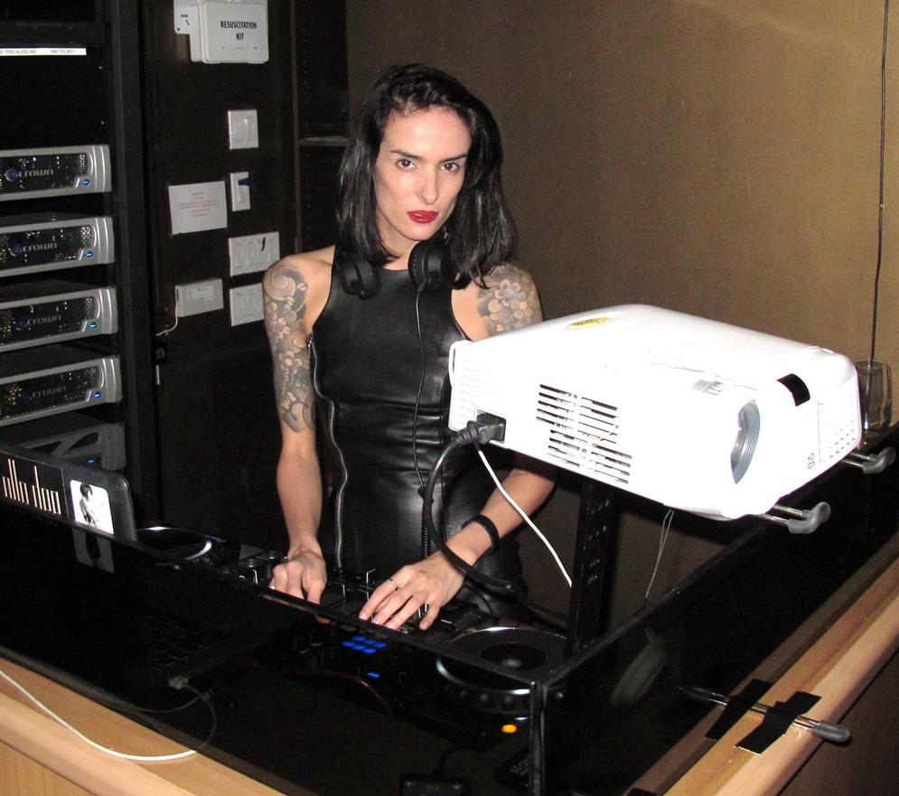 DJ Elle Dee, Galore Magazine one year anniversary