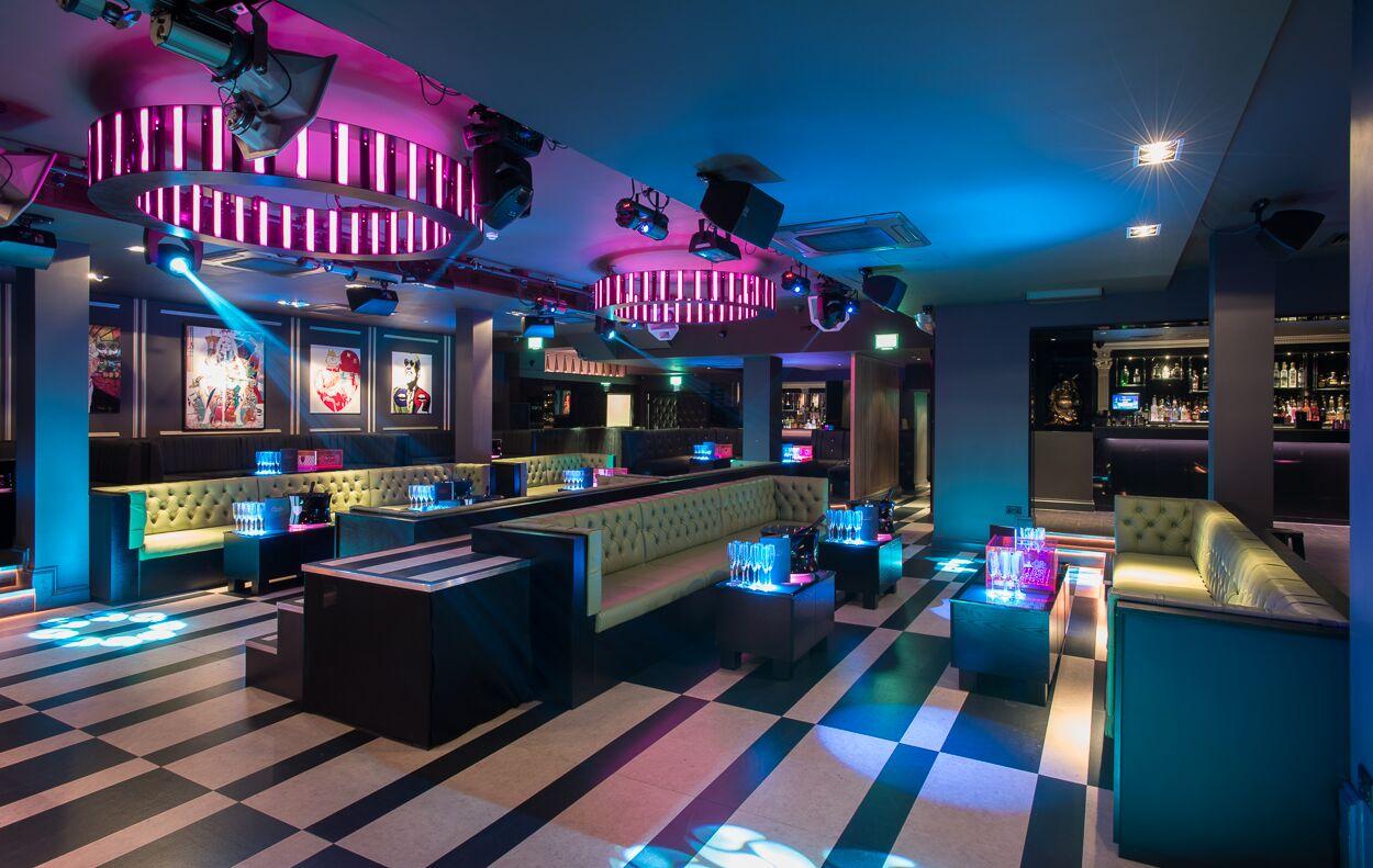 Charlie Berkeley Street London club 3
