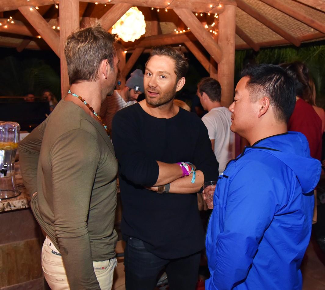 Bob Zangrillo party, Coachella, Jason Strauss