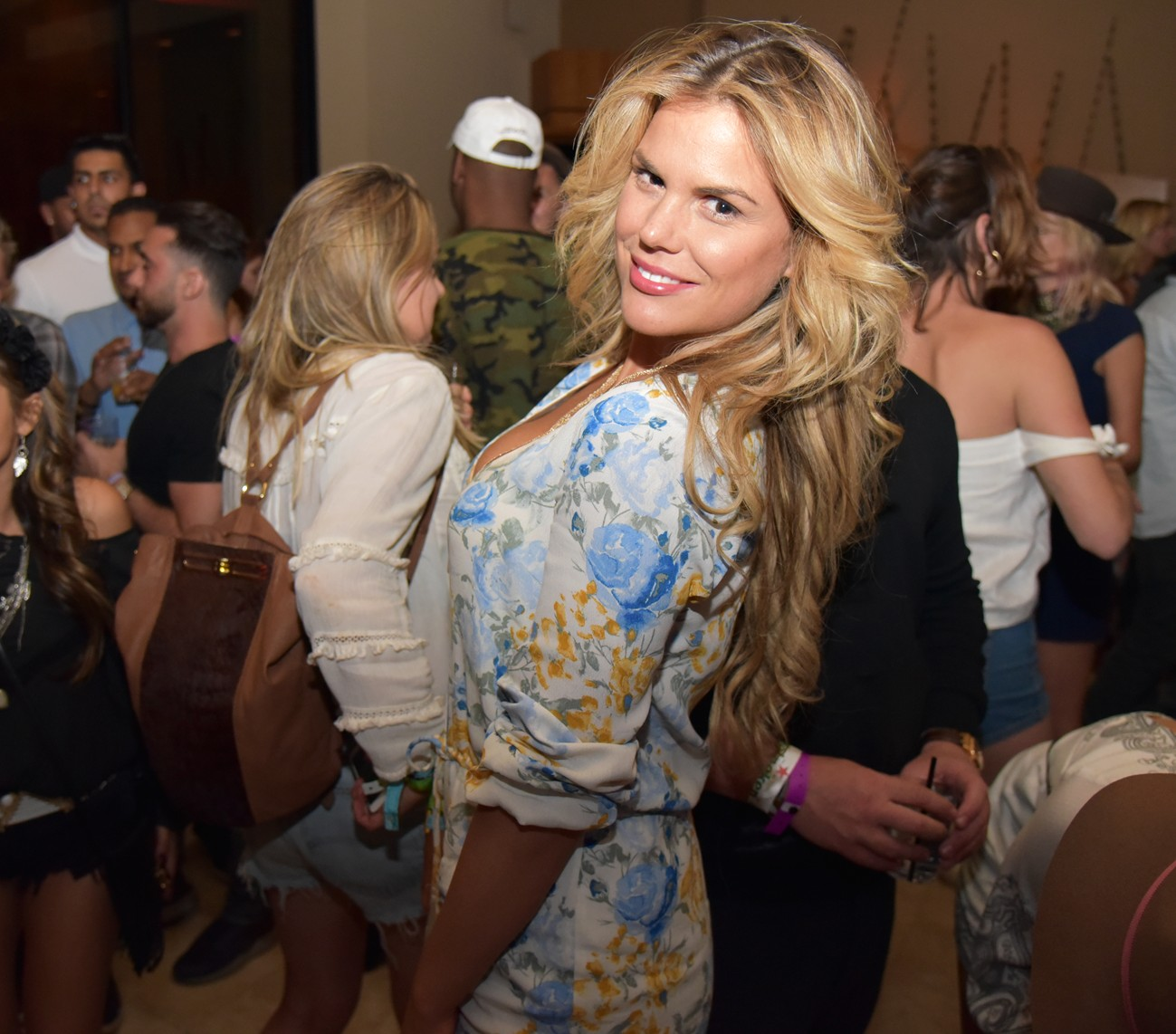 Bob Zangrillo party, Coachella, Rosalind Lipsett