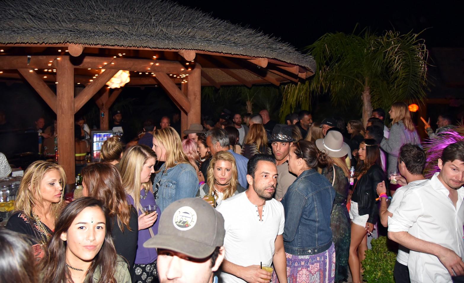 Bob Zangrillo party, Coachella, perfect party pic