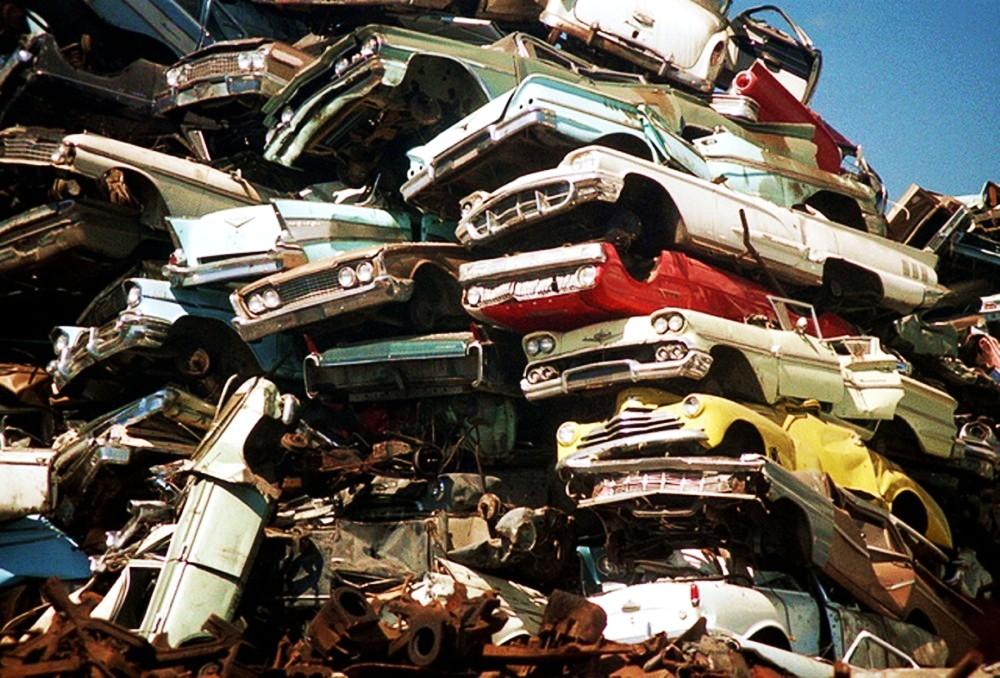 model junkyard