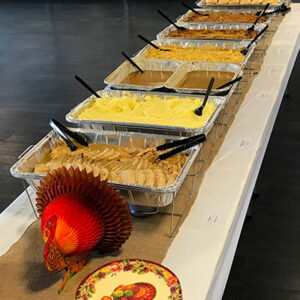 Thanksgiving Catering Service