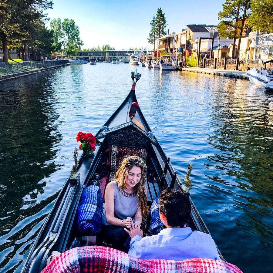 Lake Tahoe Proposal   What To Do In Lake Tahoe
