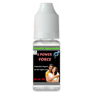 X power force oil (Pack of 1)