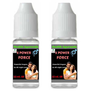 X power force oil (Pack of 2)
