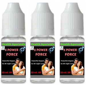 X power force oil (Pack of 3)