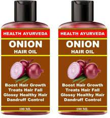Onion hair oil (pack of 2)