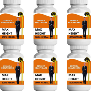 Max height (Pack of 6)